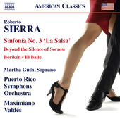 Album artwork for Roberto Sierra: Sinfonía No. 3