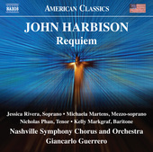 Album artwork for John Harbison: Requiem