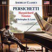 Album artwork for Persichetti: Harpsichord Sonatas Nos. 1, 3, 5, 8 &