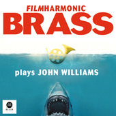Album artwork for Filmharmonic Brass Plays John Williams