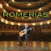 Album artwork for Sergio Puccini: Romerias