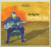 Album artwork for Jim Byrnes: Everywhere West