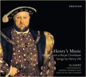 Album artwork for Henry's Music: Motets from a Royal Choirbook