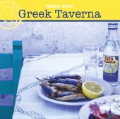 Album artwork for GREEK TAVERNA