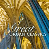 Album artwork for GREAT ORGAN CLASSICS