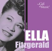 Album artwork for ELLA FITZGERALD