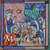 Album artwork for Magna Carta: Music of Medieval England