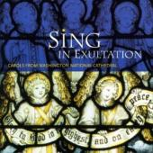 Album artwork for SING IN EXULTATION: CAROLS FRO