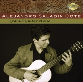 Album artwork for Spanish Guitar Music  (Cote)