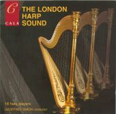 Album artwork for The London Harp Sound