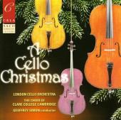 Album artwork for A Cello Christmas