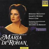 Album artwork for Donizetti: Maria di Rohan