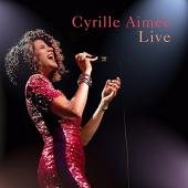 Album artwork for CYRILLE AIMEE LIVE
