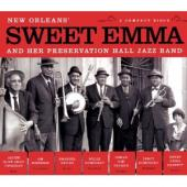 Album artwork for Sweet Emma Barrett and Her Preservation Hall Jazz