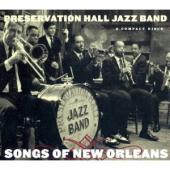 Album artwork for Preservation Hall Jazz Band: Songs of New Orleans