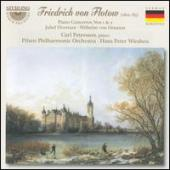Album artwork for Flotow Piano Concertos 1 & 2