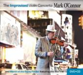Album artwork for The Improvised Violin Concerto / Mark O'Connor