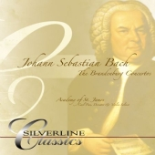 Album artwork for THE BRANDENBURG CONCERTOS