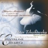 Album artwork for SWAN LAKE