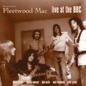 Album artwork for FLEETWOOD MAC - LIVE AT THE BBC