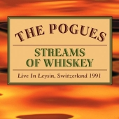 Album artwork for THE POGUES: STREAMS OF WHISKEY