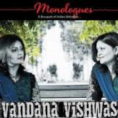 Album artwork for Vandana Vishwas: Monologues