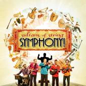 Album artwork for Sultans of String: Symphony