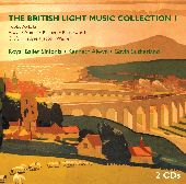 Album artwork for THE BRITISH LIGHT MUSIC COLLECTION VOL. 1