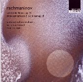 Album artwork for RACHMANINOV - SYMPHONIC DANCES/ PIANO CONCERTO NO.