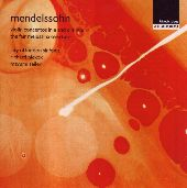 Album artwork for MENDELSSOHN - VIOLIN CONCERTOS IN E AND D MINOR