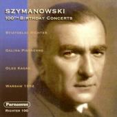 Album artwork for Symanowski: 100th Birthday Concerts