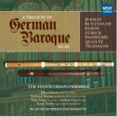 Album artwork for A Treasury of German Baroque Music