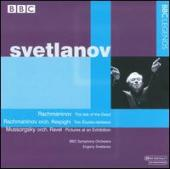 Album artwork for RACHMANINOV & MUSSORGSKY / Svetlanov