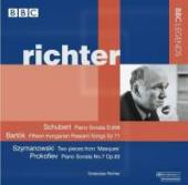 Album artwork for Sviatoslav Richter: Recital