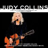 Album artwork for Judy Collins: Live At The Metropolitan Museum Of A