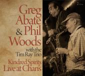 Album artwork for Greg Abate & Phil Woods - Live at Chan's