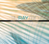 Album artwork for Windows - Tim Ray Trio