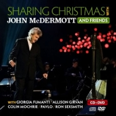 Album artwork for John McDermott: Sharing Christmas