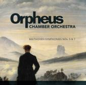 Album artwork for Beethoven: Symphonies 5 & 7 / Orpheus Chamber Orch