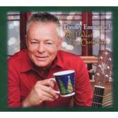 Album artwork for All I Want For Christmas - Tommy Emmanuel