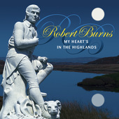 Album artwork for MY HEART'S IN THE HIGHLANDS
