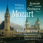 Album artwork for Mozart: WIND CONCERTOS