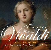 Album artwork for Vivaldi: L'AMORE PER ELVIRA