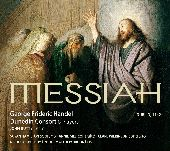 Album artwork for Handel: Messiah, Dublin Version / Dunedin Consort