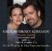 Album artwork for RIMSKY-KORSAKOV - Piano Duos