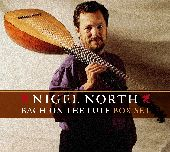 Album artwork for Nigel North: Bach on the Lute