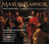 Album artwork for Bach: MASS IN B MINOR BREITKOPF & HARTEL