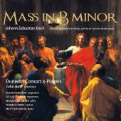 Album artwork for Bach: MASS IN B MINOR / Dunedin Consort, Butt