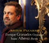 Album artwork for Albeniz: Iberia, Granados: Goyescas (Pizarro)