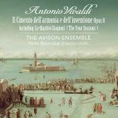 Album artwork for Vivaldi: Concerti Opus 8, including 'The Four Sea
